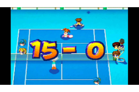 Mario Tennis: Power Tour Review (WiiU EShop) - YouTube