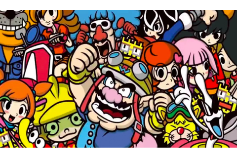 WarioWare Gold Is Bringing Minigame Madness To 3DS This ...