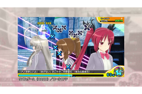 Miracle Girls Festival Gameplay Trailer - Haiyore! Nyaruko ...