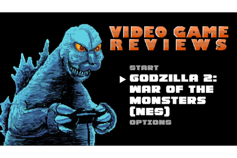 Godzilla 2: War of the Monsters (NES) - MIB Video Game ...
