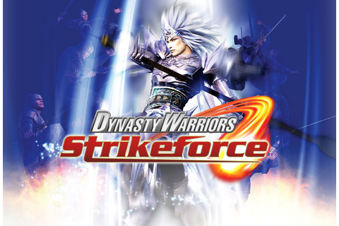 Download Dynasty Warriors Strikeforce PSP High Compress ...
