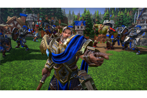 Blizzard Remasters Warcraft III, Releases 2019 as Warcraft ...