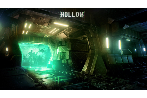 First look at sci-fi horror game Hollow running on Switch ...