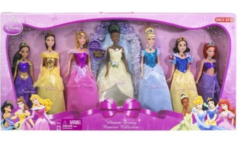 >Disney Princess 7 Pack for only $27.49! | Freebies 2 Deals