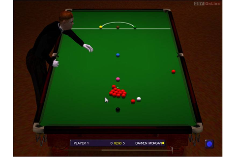 World Championship Snooker 2002 - screenshots gallery ...