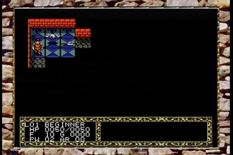 The RPG Consoler: Game #36: Fatal Labyrinth (Genesis) - Is ...