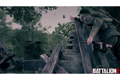 Battalion 1944's classic gameplay makes it a remarkably ...
