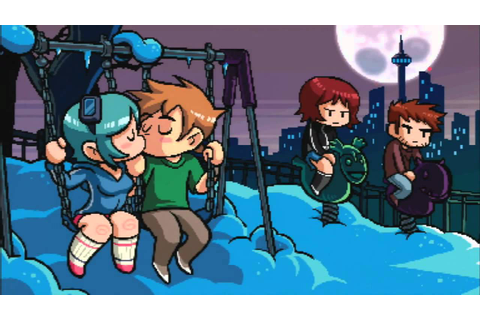 Scott Pilgrim VS. The World - Game Soundtrack: 1 - The ...