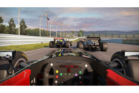 Project CARS (Wii U) Screenshots