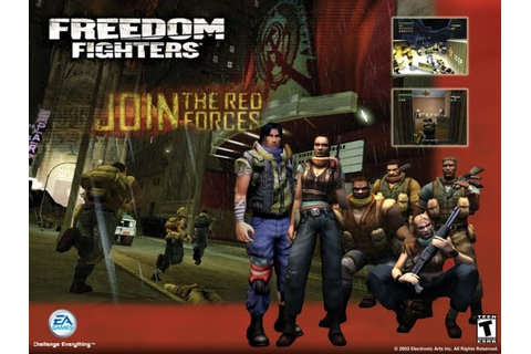 FREEDOM FIGHTER 2