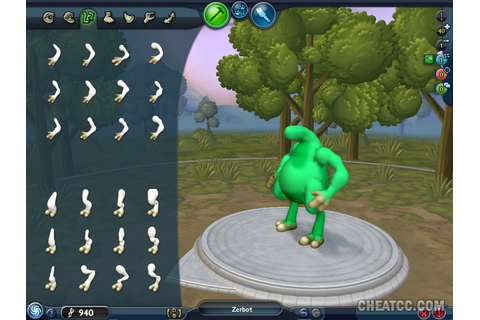 Spore Creature Creator Review for PC