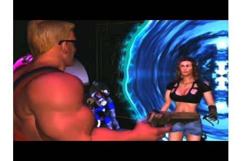 Duke Nukem: Land of the Babes Game Review (PS1) (2000 ...