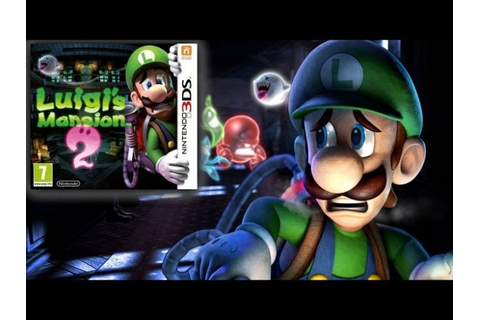 Luigi's Mansion 2: Dark Moon Guide 3DS (PEGI 7) | Game ...