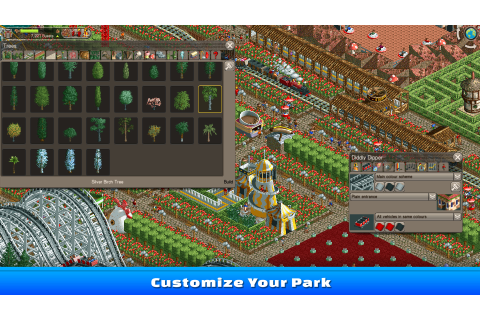 RollerCoaster Tycoon Classic - Download Free Full Games ...