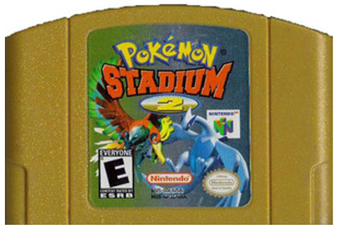 Pokemon Stadium 2 Nintendo 64 N64 Game For Sale | DKOldies
