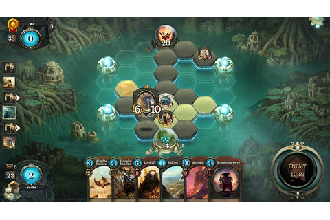 Faeria Steam Early Access Key Giveaway | Alienware Arena