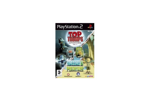 PS2 Top Trumps Horror and Predators | Gamershouse.cz