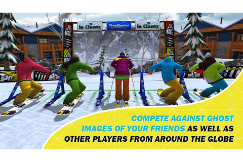 SummitX 2: Skiing/Snowboarding for Android