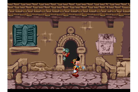 Pinocchio Download Game | GameFabrique