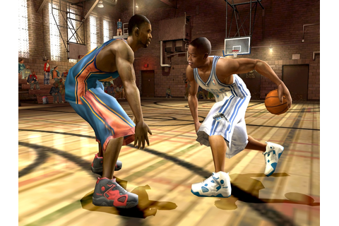 Screenshot image - NBA Street V3 - Mod DB