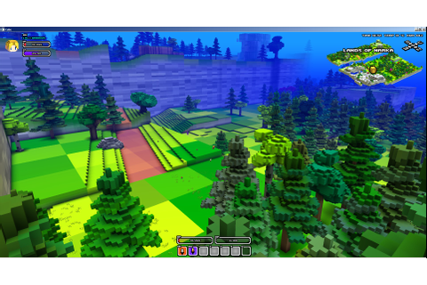VERY CUBE WORLD : CubeWorld