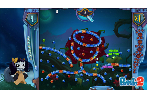 Peggle 2: gamescom 2013 produces first screens, trailer ...