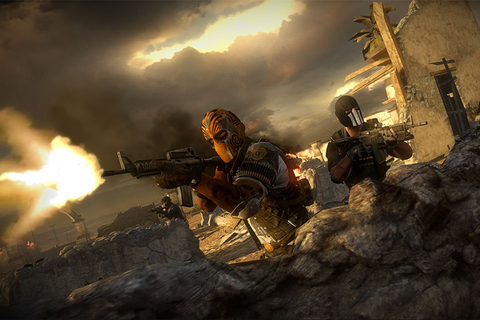 Army of Two: The Devil's Cartel has no competitive ...