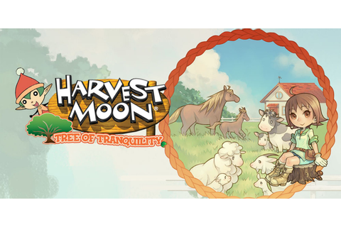 Harvest Moon: Tree of Tranquility | Wii | Games | Nintendo
