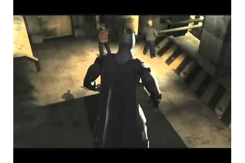 Batman Begins game Trailer - YouTube