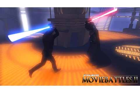 Carbon Chamber Duel image - Movie Battles II mod for Star ...