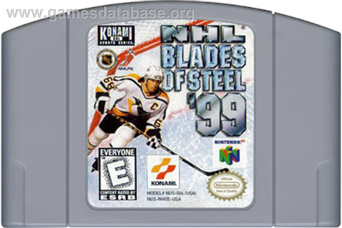 NHL Blades of Steel '99 - Nintendo N64 - Games Database