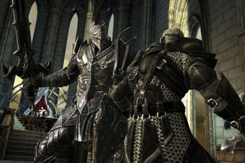 Epic Games cuts the once-loved 'Infinity Blade' series ...