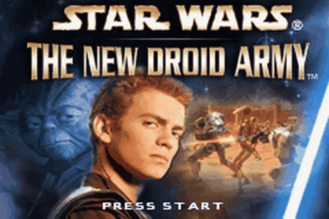 Play Star Wars - The New Droid Army Nintendo Game Boy ...
