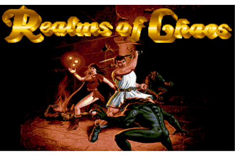 Realms of Chaos - My Abandonware