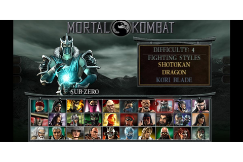 CONTACT :: Mortal Kombat: Unchained full game free pc ...