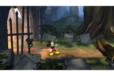 Castle of Illusion Coming Free To PlayStation Plus - IGN