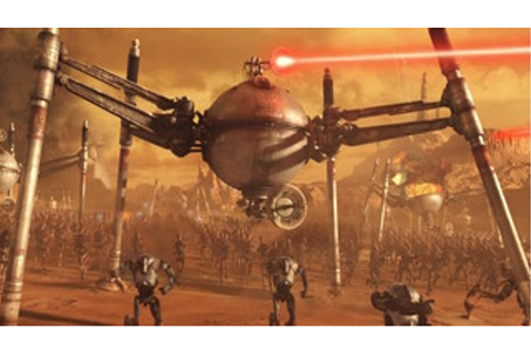 Homing Spider Droid | StarWars.com