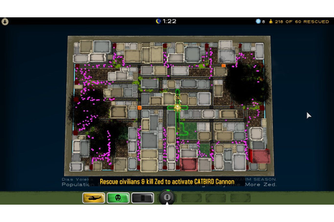 Atom Zombie Smasher Screenshots for Windows - MobyGames