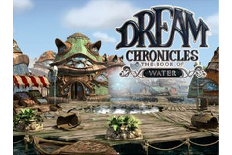 Dream Chronicles: The Book of Water - Wikipedia