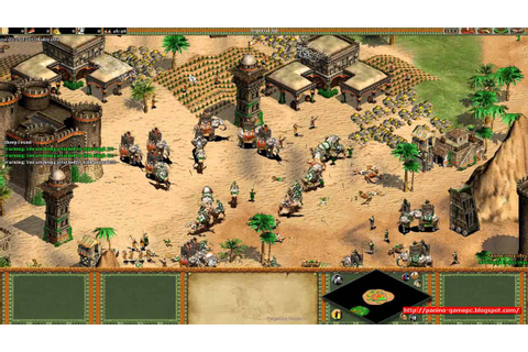 Age Of Empire 2 HD The Forgotten Full Game Top Download PC ...