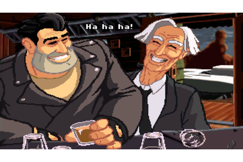 Full Throttle Remastered Announced For PS4 And PS Vita ...