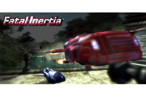 Fatal Inertia EX Coming for PlayStation 3 - TechShout