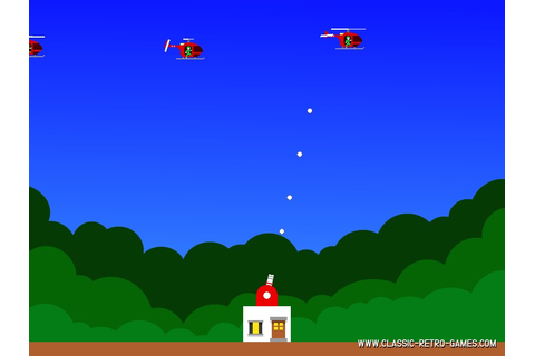Download Paratrooper & Play Free | Classic Retro Games