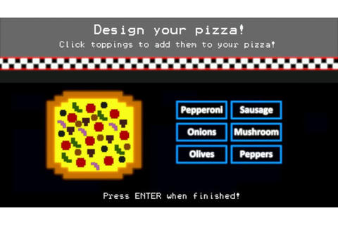 Freddy Fazbear's Pizzeria Simulator - Download
