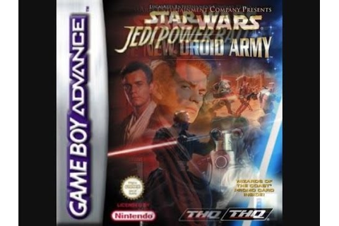 Star Wars - The New Droid Army & Jedi Power Battles (GBA ...