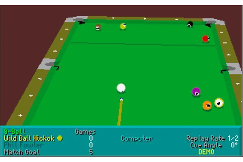 Virtual Pool | ClassicReload.com