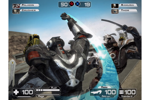 Battle Rage: The Robot Wars (Wii) News, Reviews, Trailer ...