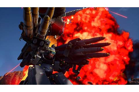 EARTH DEFENSE FORCE: IRON RAIN Game | PS4 - PlayStation