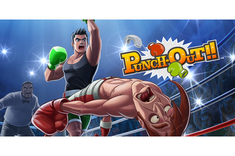 PUNCH-OUT!! | Wii | Jeux | Nintendo