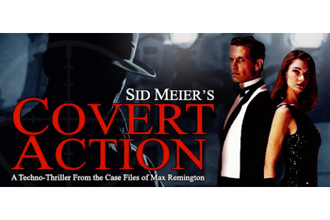 Save 75% on Sid Meier's Covert Action (Classic) on Steam